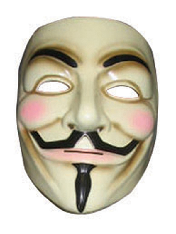 Hlwn V For Vendetta Mask