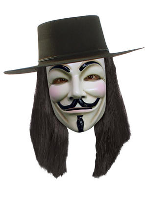 Hlwn V For Vendetta Mask Thumbnail 2