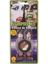 Glow In The Dark Vampire Kit