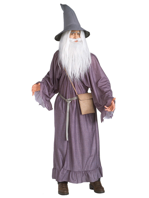 Lord Of The Rings Gandalf Men's Costume