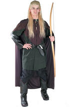 Lord Of The Rings Legolas Men's Costume