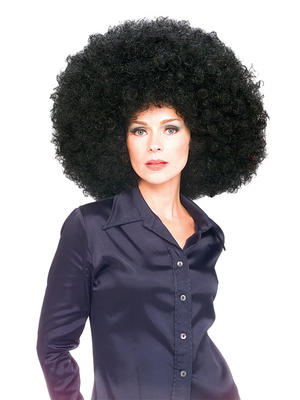 Adult's Super giant Afro Wig Thumbnail 1