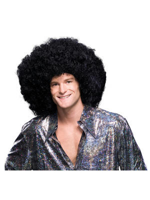 Adult's Super giant Afro Wig Thumbnail 2