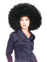 Adult's Super giant Afro Wig