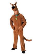 Scooby Doo Deluxe Men's Costume