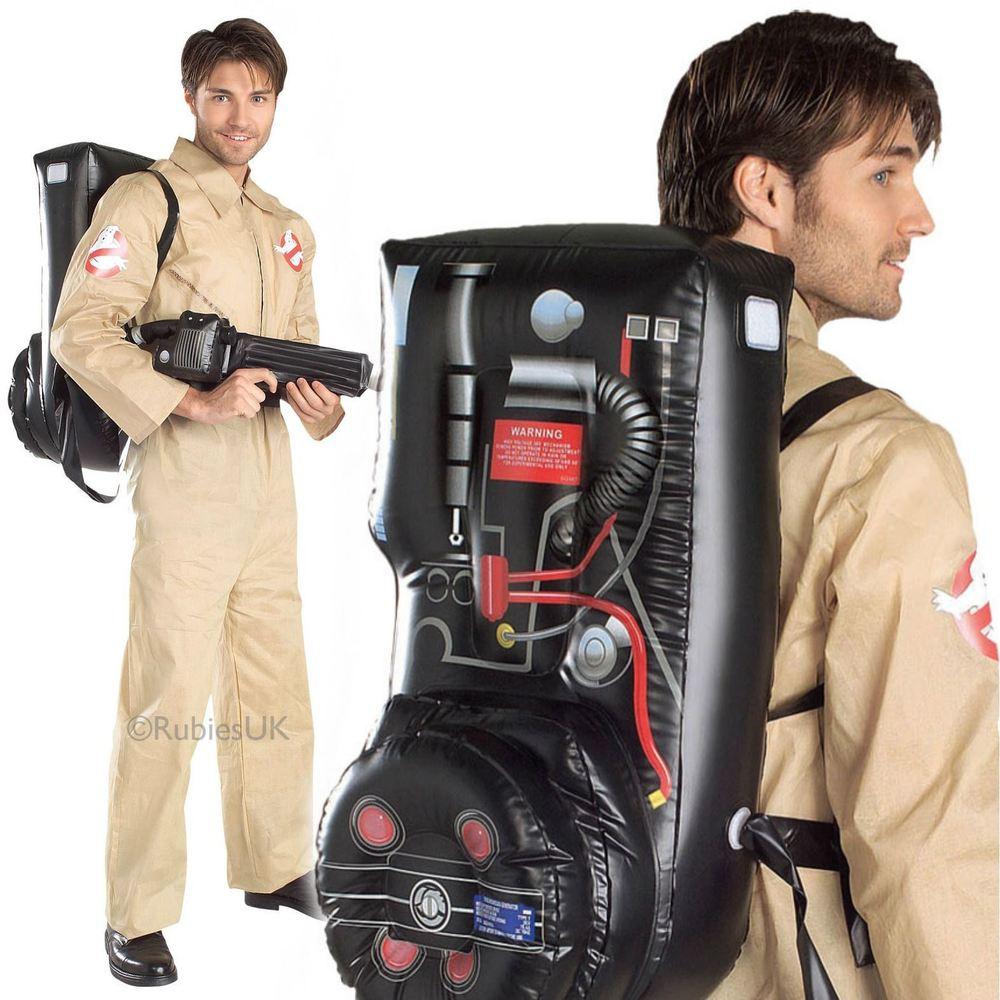 See Jon Ghostbuster Costume