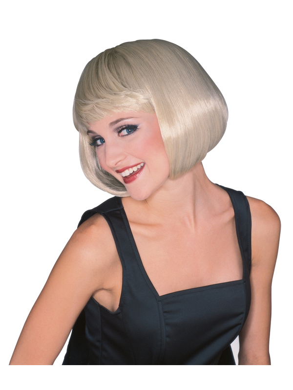 Adult Ladies Blonde Supermodel Wig