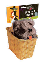 Wizard Of Oz Toto In A Basket