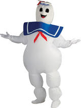 Ghostbusters Stay-Puft Marshmallow Man Costume