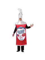 Adult's Whipped Cream Costume
