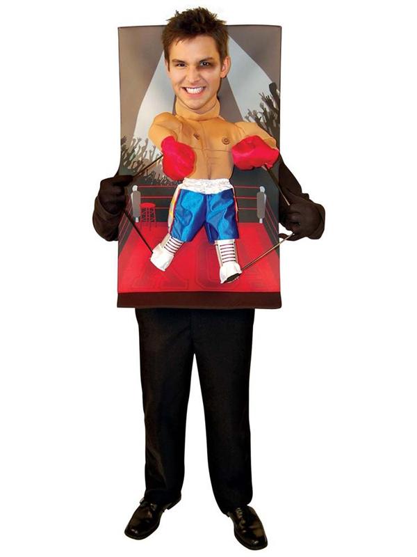 Teenie Weenie Boxer Fancy Dress Costume