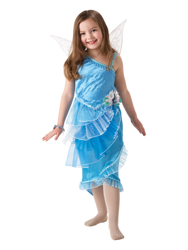 BAMBINO-con-licenza-DISNEY-Silvermist-Tinkerbell-Costume-Kids-  sc 1 st  eBay : disney tinker bell costume  - Germanpascual.Com