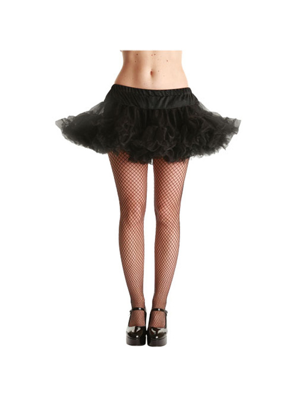 Adult Black Ruffle Tutu