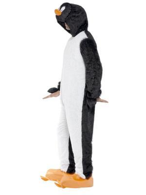 Adult Unisex Penguin Costume Thumbnail 2