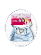 Child Princess Cinderella Bag And Jewellery