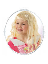 Child Princess Aurora Wig Headwear