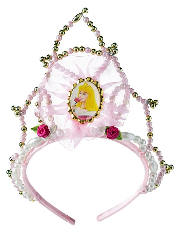 Child Princess Aurora Tiara Headwear