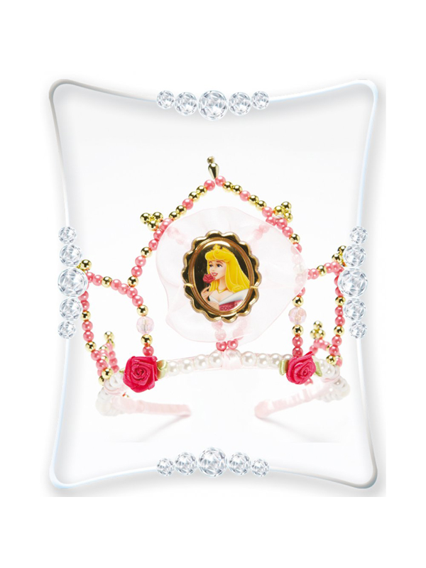 Child Princess Aurora Tiara Headwear