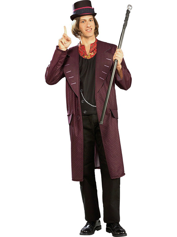 costume adult wonka Willy