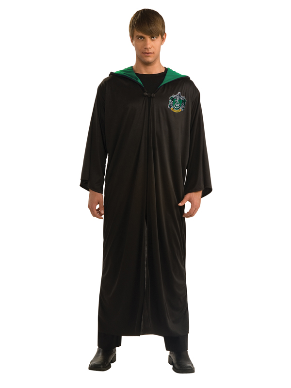 Harry Potter Slytherin Adult's Robe