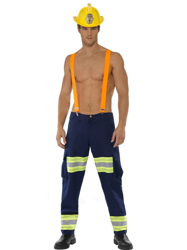 Menu0027s Fever Fireman Costume  sc 1 st  Plymouth Fancy Dress & Menu0027s Fever Fireman Costume | Other Styles | Plymouth Fancy Dress ...