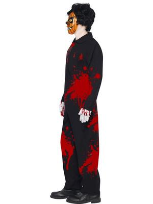 Living Dead Dolls Adult Men's Pumpkin Boy Costume Thumbnail 2