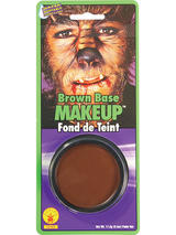 Base Make-up - Assorted Colours. Brown