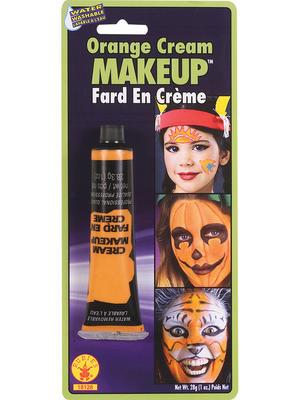 Orange Make Up