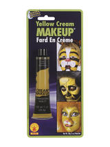Cream Make-up, Assorted Colours. Yellow