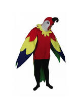 Men's One Piece Parrot Costume