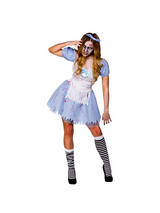 Alice In Zombie Land Costume