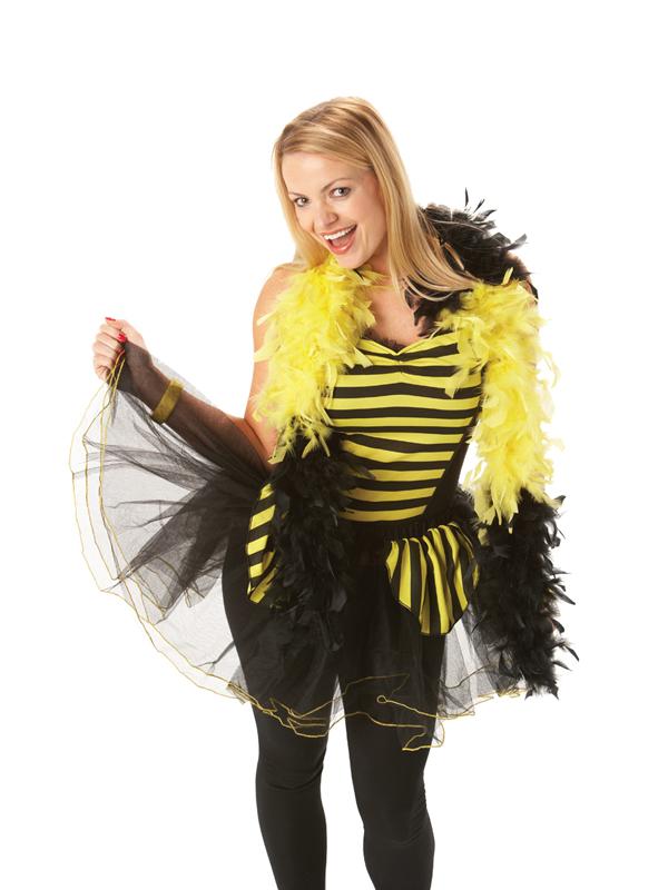 Ladies Bumble Bee Tutu Costume