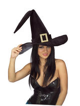 Large Adult's Witch Hat