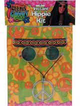 Red Instant Hippy Kit