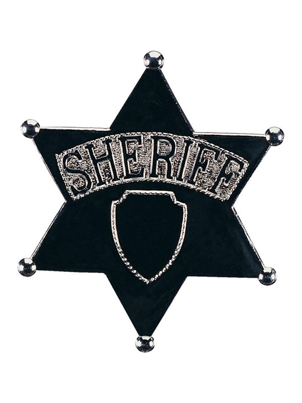 Jumbo Sheriff Star