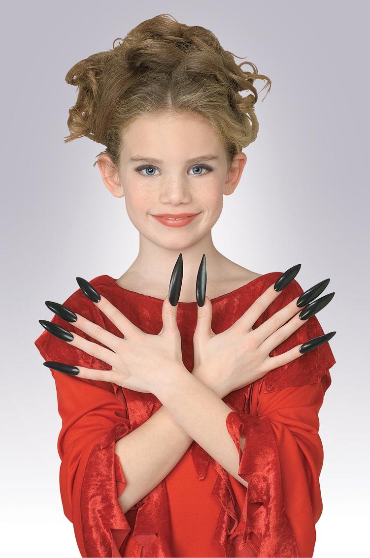 Sculpted Horror Finger Nails