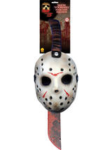 Friday The 13th Mask And Machete