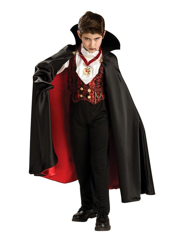 Boys Arisen Transylvanian Vampire Costume