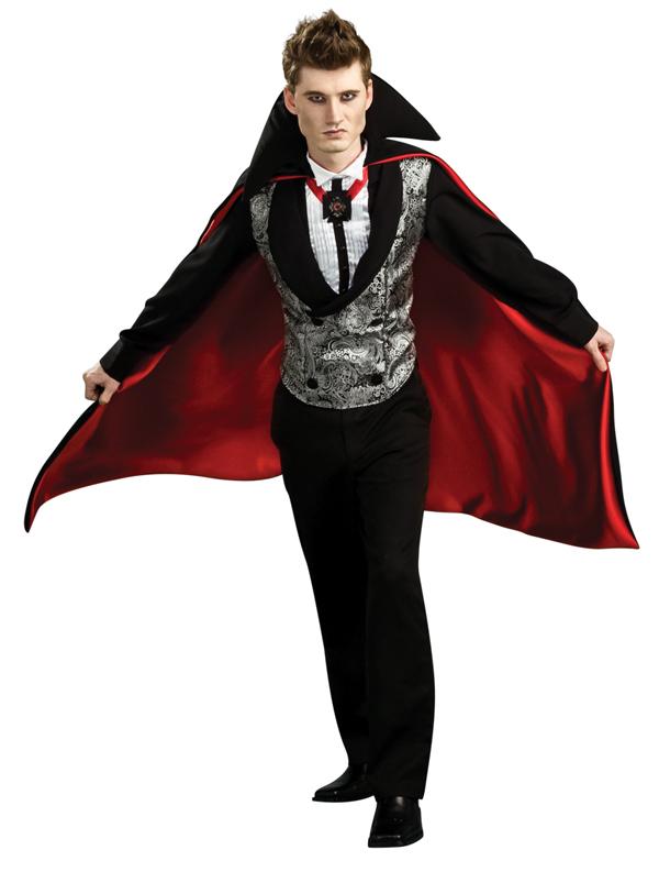 Men's Nightfall Vampire Costume
