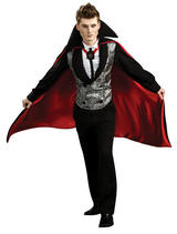 Men's Nightfall Vampire Costume