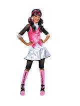 Girl's Monster High Draculaura Costume