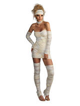 Ladies Egyptian Mummy Costume