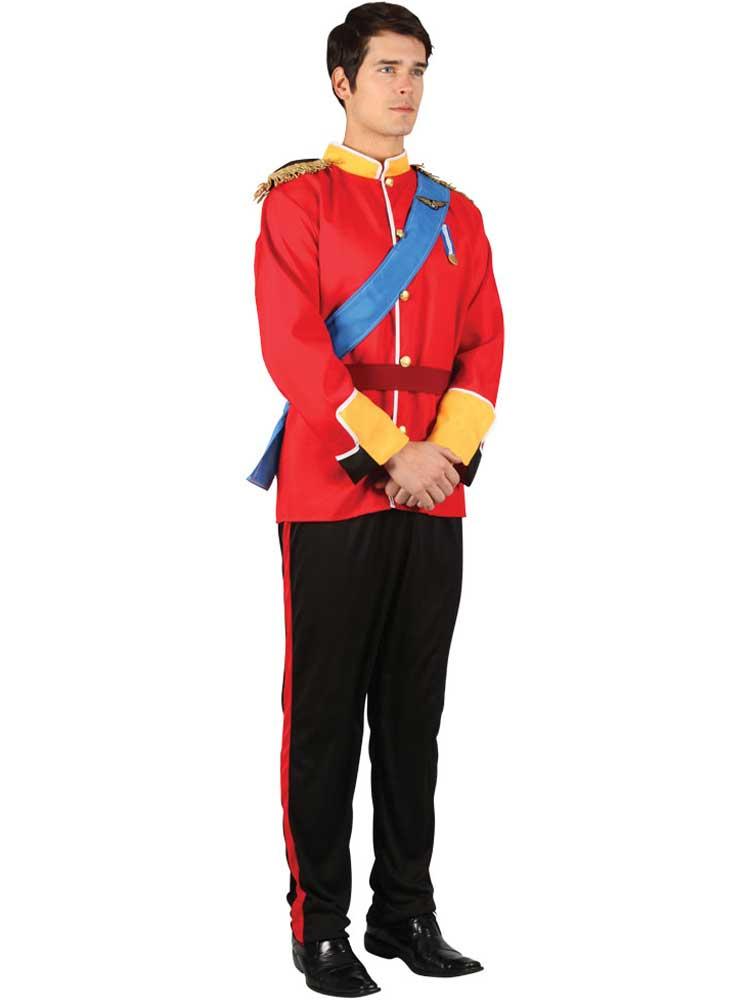 Handsome Prince Costume