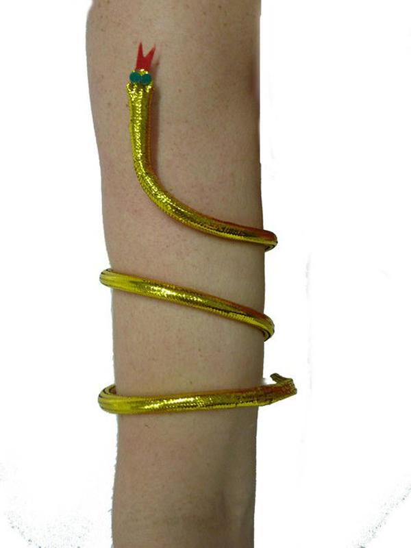 Ladies Snake Armband