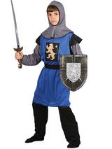 Child Medieval Knight Costume Years