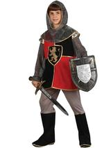 Child Deluxe Knight Of The Realm Costume Years