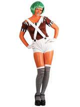 Ladies Chocolate Factory Worker Costume