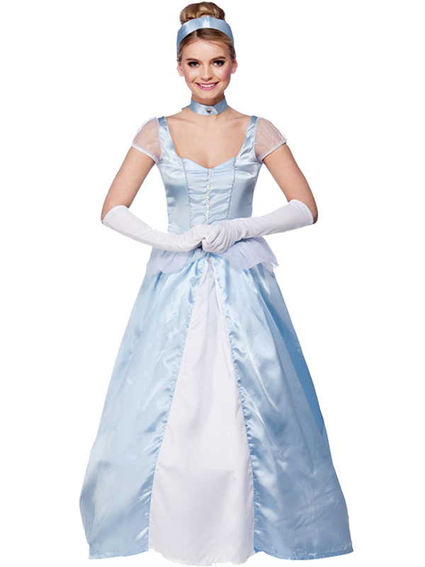 Ladies Cinderella Costume