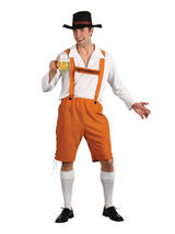 Men's Bavarian Lederhosen Costume