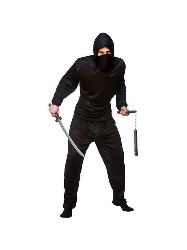 Dark Ninja Costume